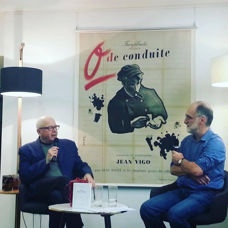 Yves Ravey et Jean-Paul Vormus à Ombres Blanches