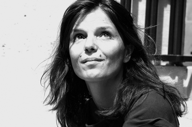 Maylis de Kerangal © CC BY-SA 3.0 - 2014 C. Hélie Gallimard
