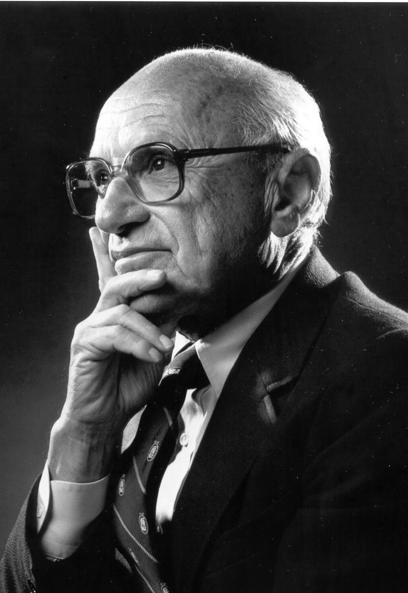 Milton Friedman, École de Chiicago